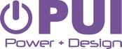 PUI logo - Power and Design